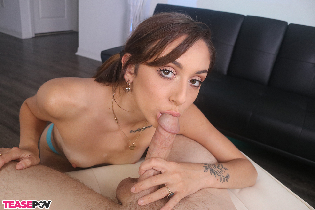 Dani Blu from Tease POV