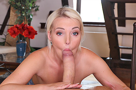 Slow Sucking Session - Lovita Fate